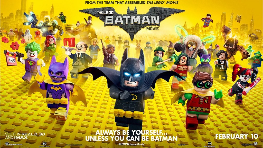The Lego Batman Movie 3D (2017) - Portland Movie Times - Portland ...