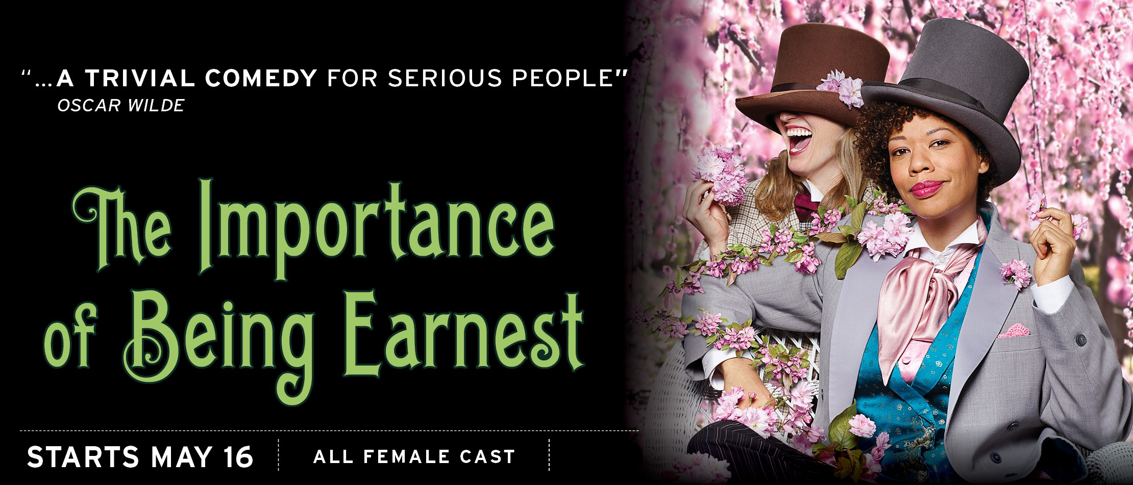 the importance of being earnest The importance of being earnest draws on elements of farce and melodrama in its depiction of a particular social world professor john stokes considers how oscar wilde combined disparate influences into a brilliant satire.