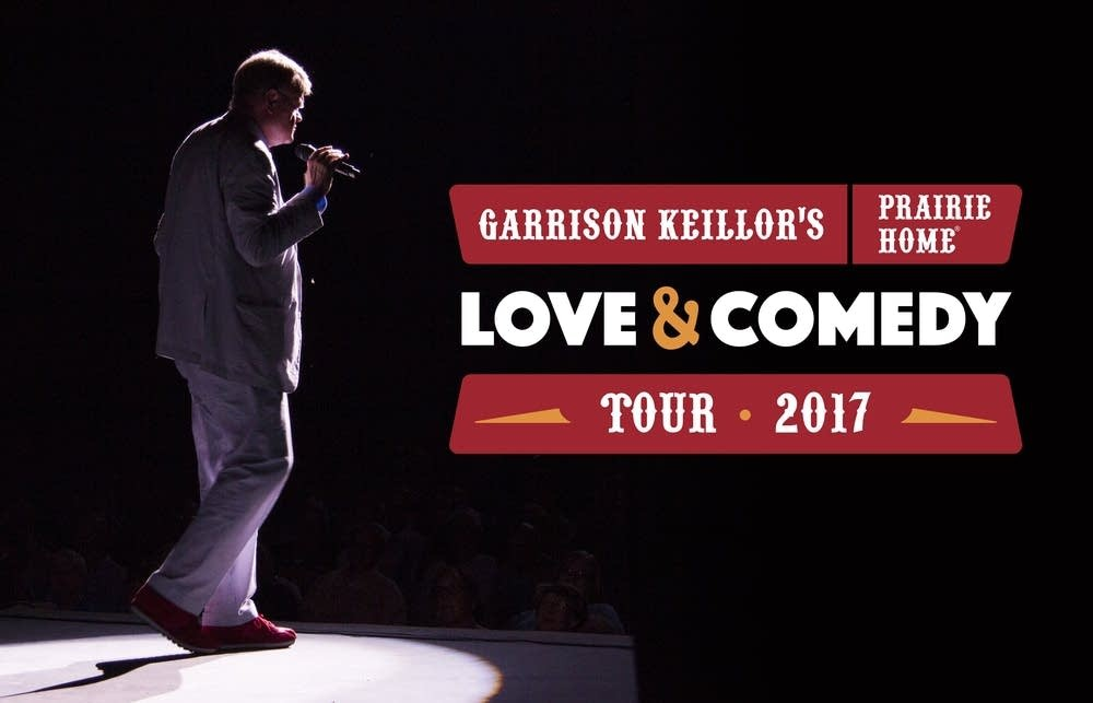 Keillor Love And Comedy Tour
