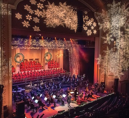 Gospel Christmas At Arlene Schnitzer Concert Hall In Portland OR On - Portland schnitzer concert hall