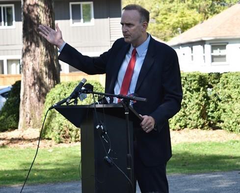 Multnomah County District Attorney Rod Underhill
