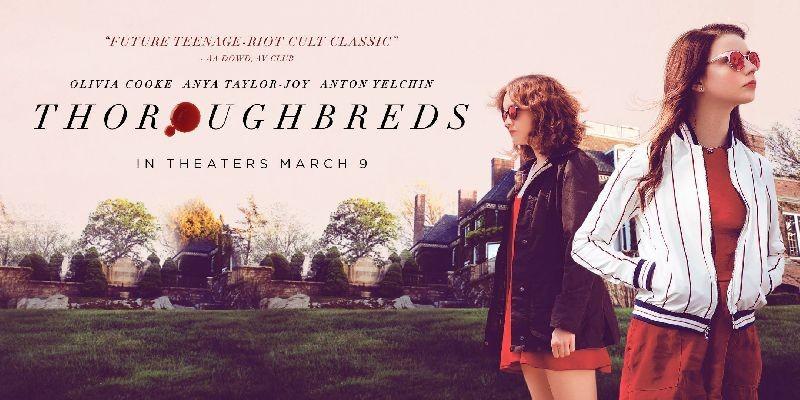 Thoroughbreds (2018) - Portland Movie Times - Portland Mercury