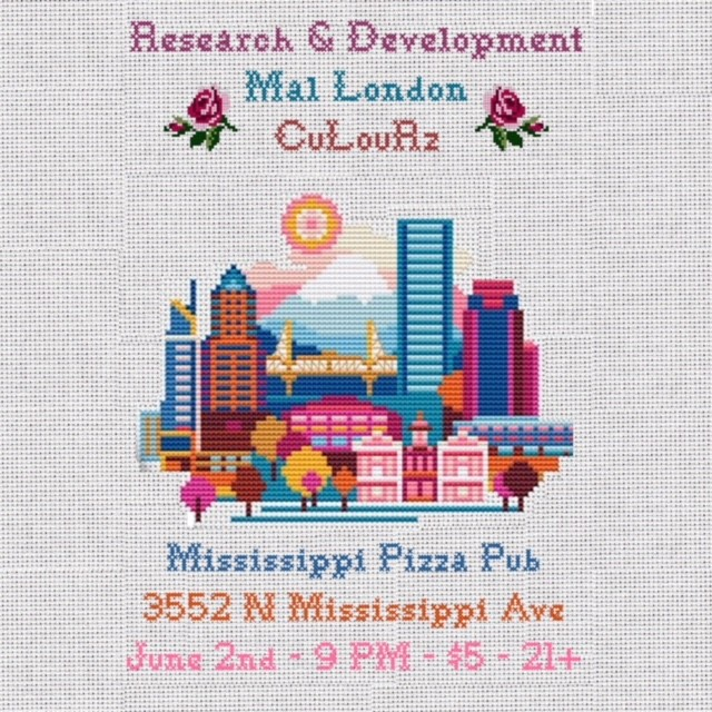 Research Development Mal London Culourz At Mississippi Pizza Pub