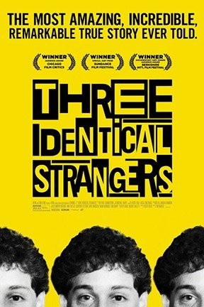 Three identical strangers 2018 portland movie times portland showtimes ccuart Images