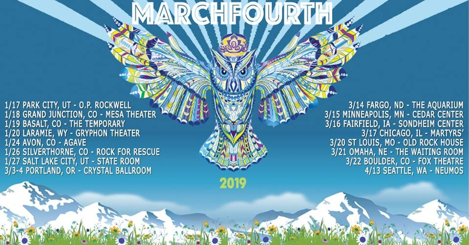 Portland Music Calendar.Marchfourth Marching Band At Crystal Ballroom In Portland Or On Sun