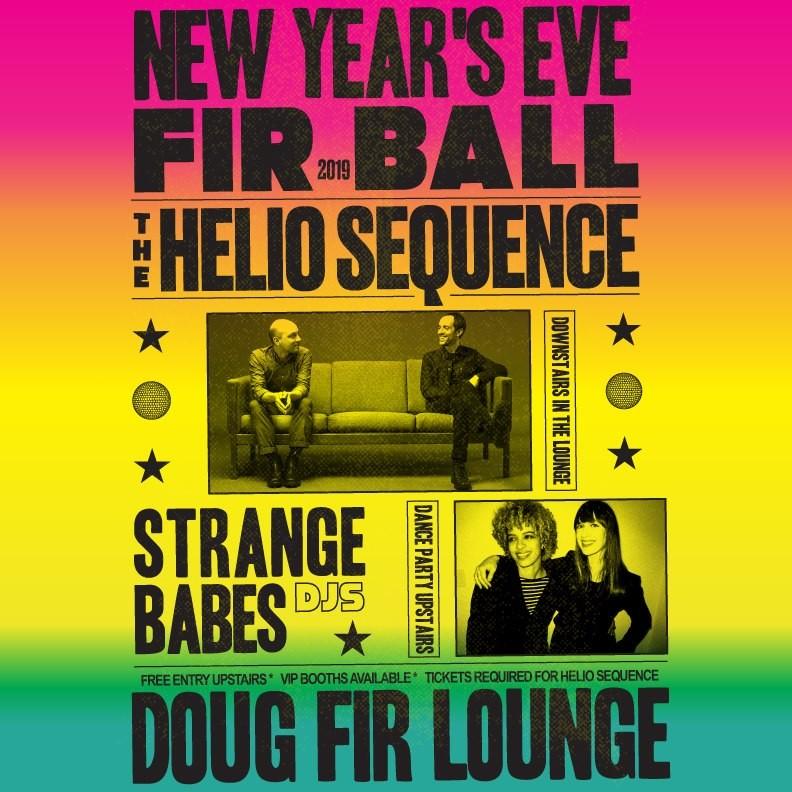 New Year's Eve Fir Ball at Doug Fir in Portland, OR on ...