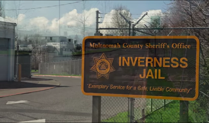 A group of current and former inmates at Multnomah Countys Iverness Jail are suing the county for failing to keep them safe during the COVID-19 pandemic.