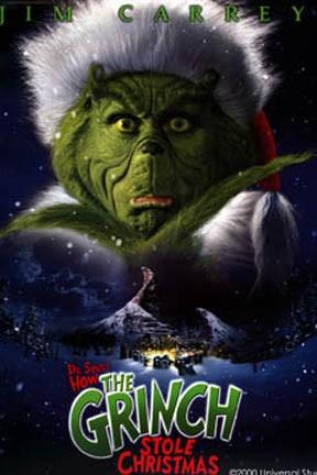 Dr  Seuss' How the Grinch Stole Christmas (2000) - Portland Movie