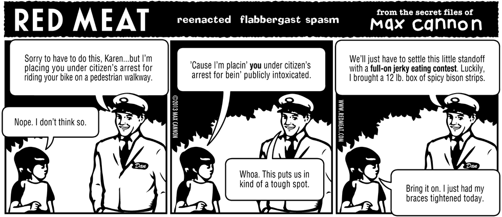 reenacted flabbergast spasm