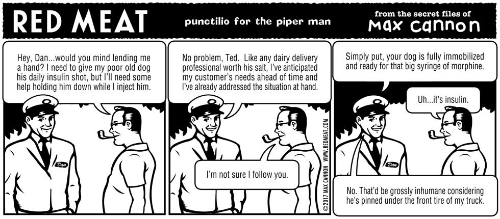 Milkman dan