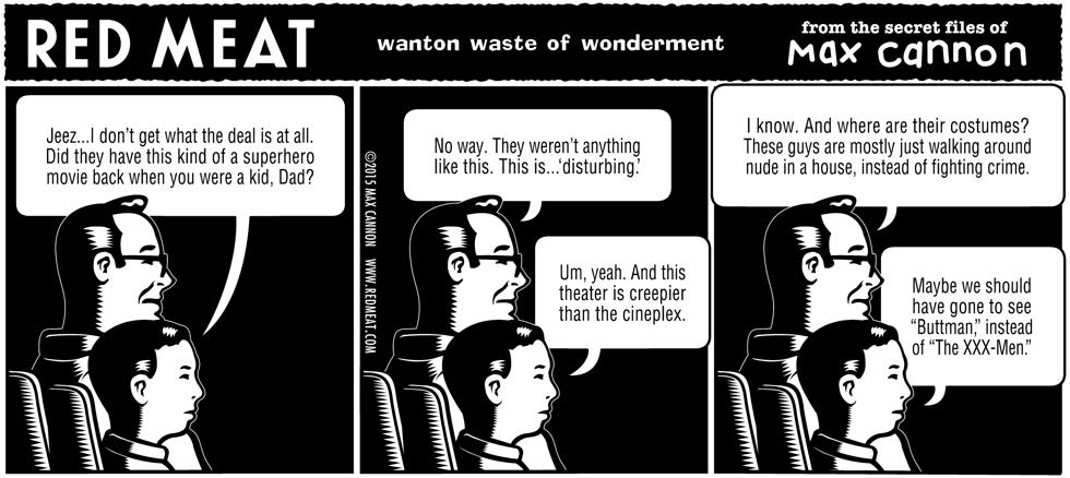 wanton waste of wonderment