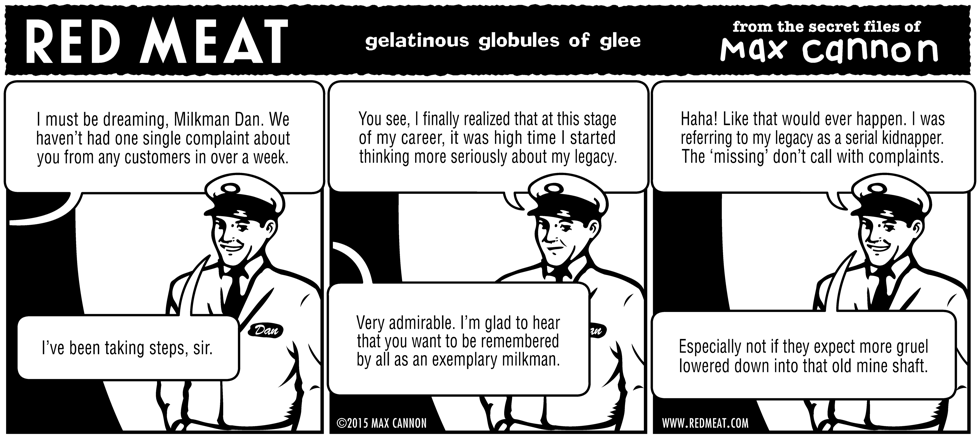 gelatinous globules of glee