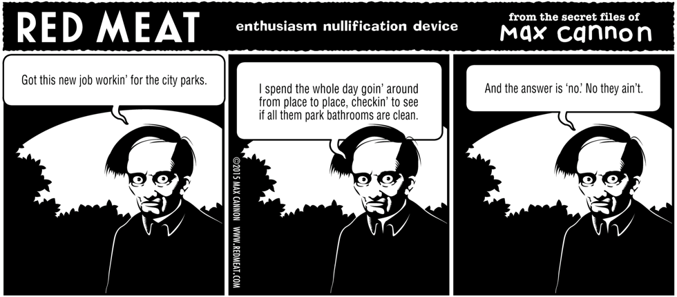 enthusiasm nullification device