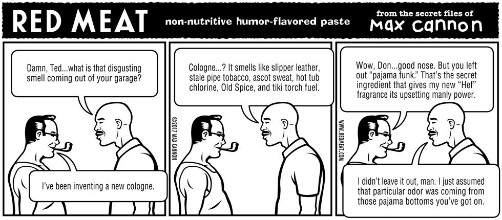 non-nutritive humor-flavored paste