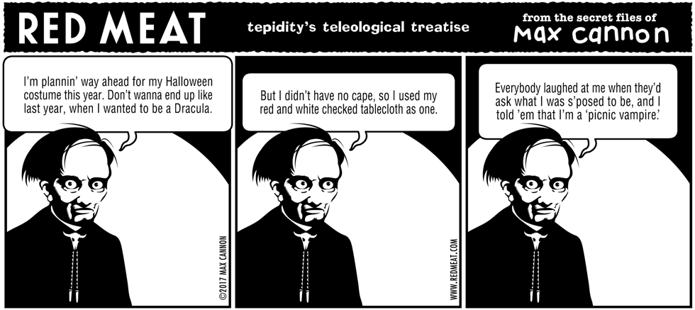 tepidity's teleological treatise