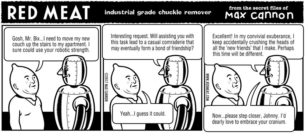 industrial grade chuckle remover