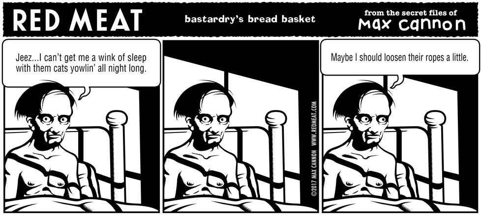 bastardry's bread basket