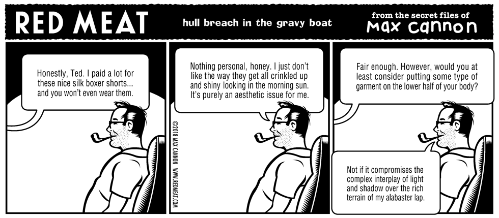 hull breach in the gravy boat