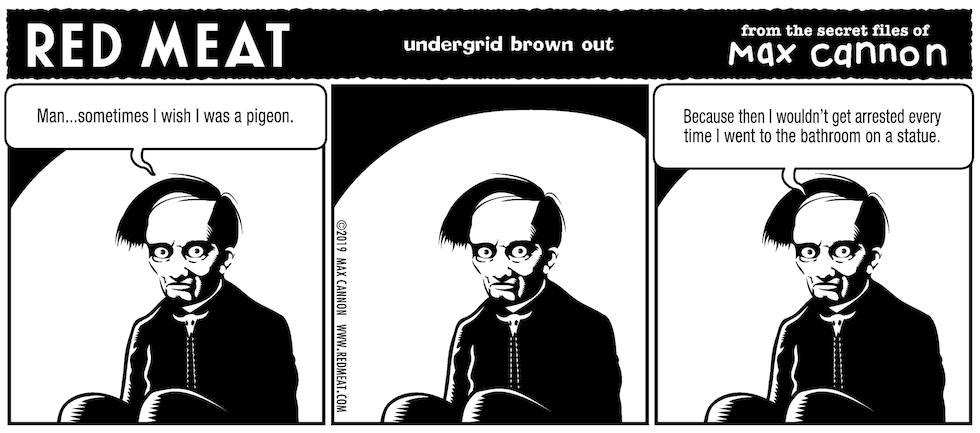 undergrid brown out