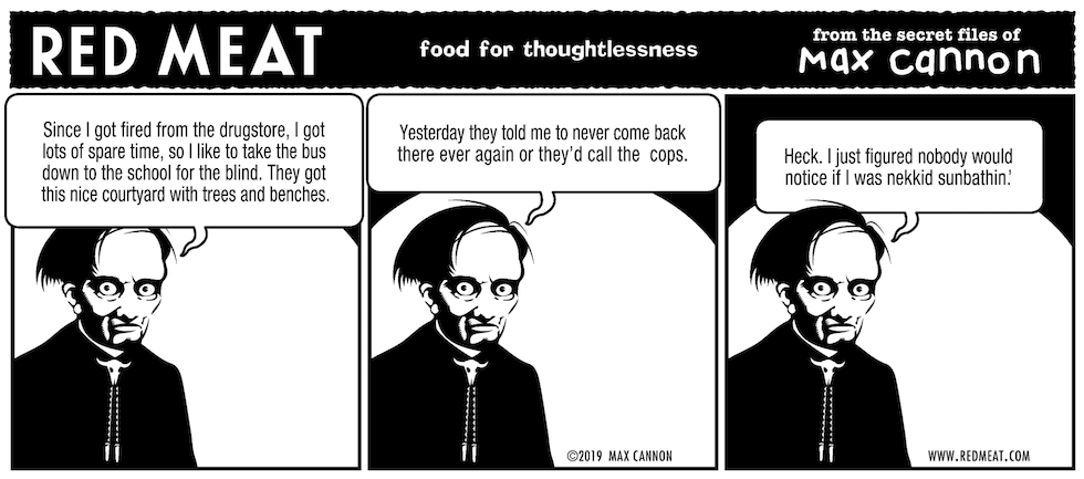 food for thoughtlessness