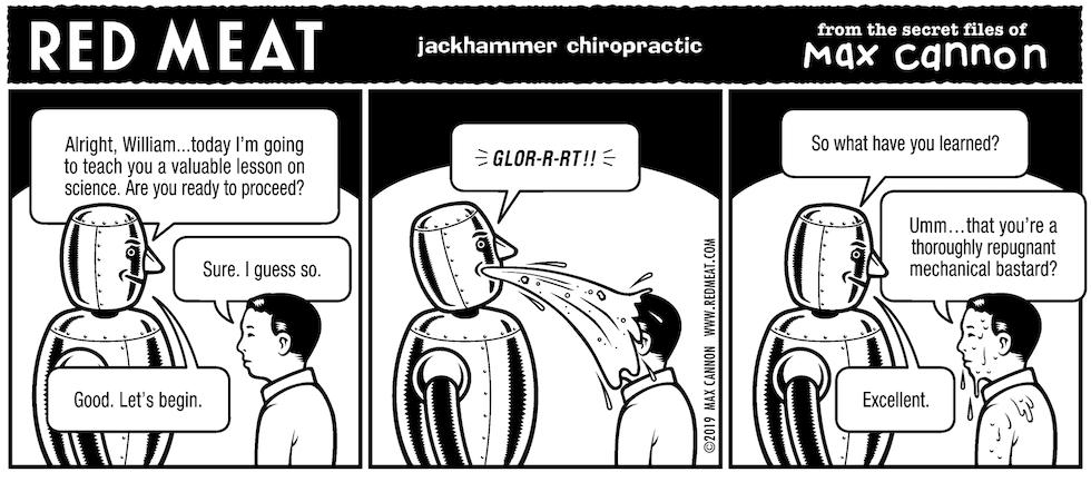 jackhammer chiropractic