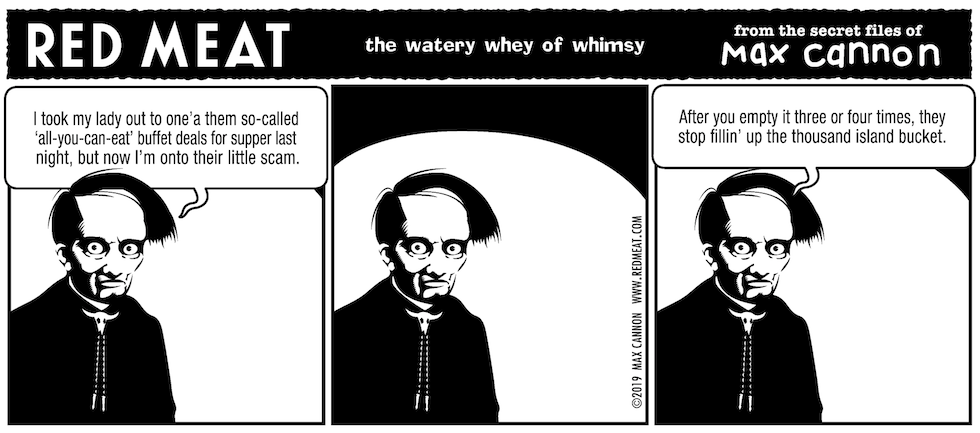 the watery whey of whimsy