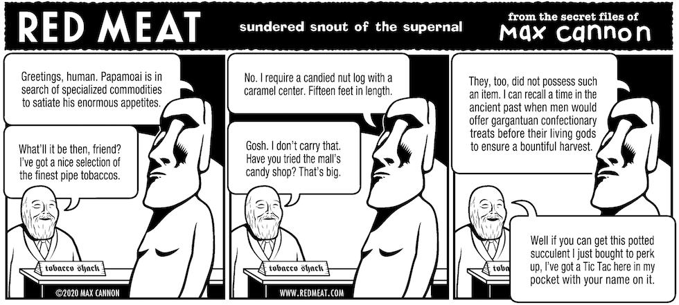 sundered snout of the supernal