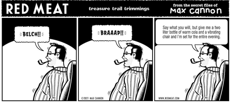 treasure trail trimmings