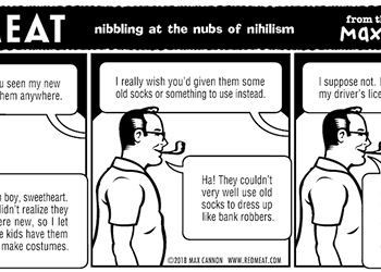 nibbling at the nubs of nihilism