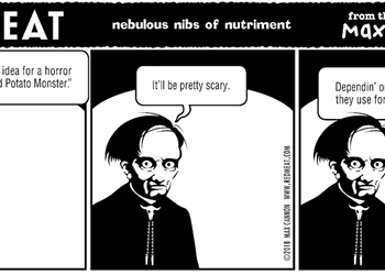 nebulous nibs of nutriment