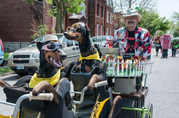 Cinco de Mayo returns to Cherokee Street this weekend. Ole! - PHOTO BY MICAH USHER