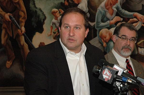 Speaker John Diehl in 2010. - MISSOURI NEWS HORIZON