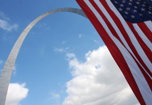 """A """"perfect road trip"""" that skips St. Louis? It's positively un-American. - PHOTO BY LYLE WHITWORTH"""