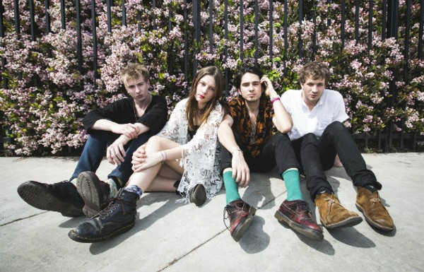 Wolf Alice - PHOTO COURTESY OF WOLF ALICE/JENN FIVE