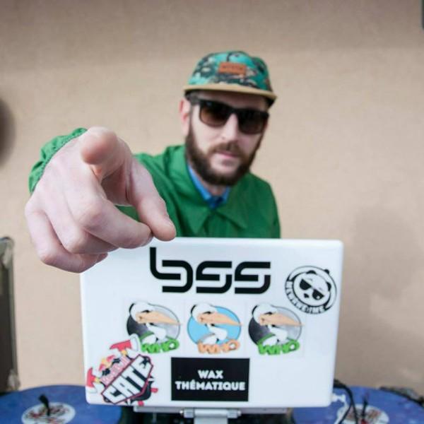 DJ Who - COURTESY OF FRESH PRODUCE