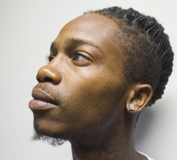 Dorian Johnson, one of the few to witness Michael Brown's death. - PHOTO BY DANNY WICENTOWSKI