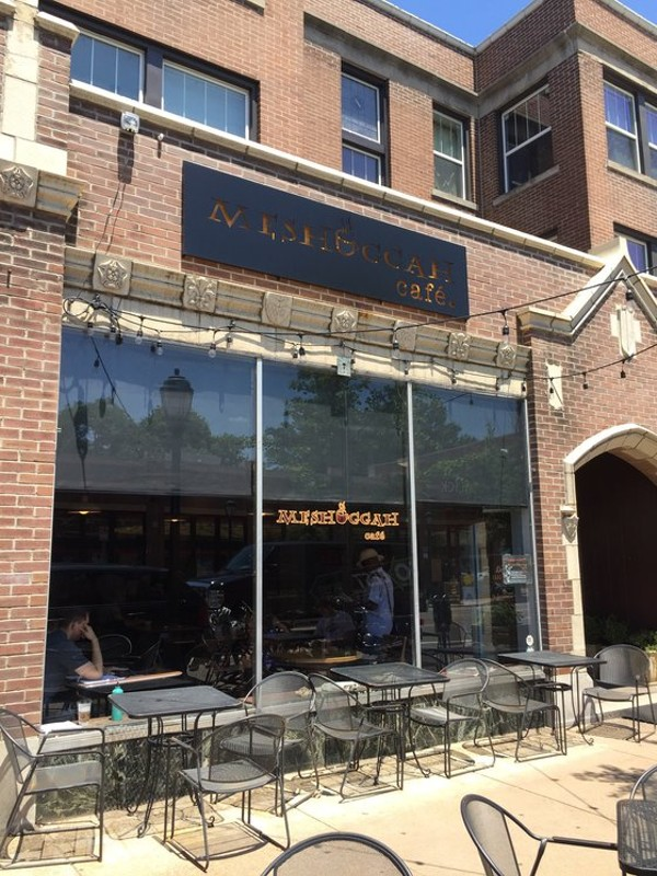 Meshuggah Cafe is located on the Delmar Loop. - PHOTO BY KEVIN KORINEK