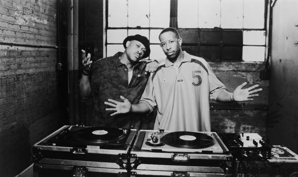 Gang Starr, featuring DJ Premier and the late Guru