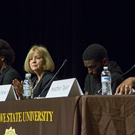 For a Better Police Department, Pass Prop P, Krewson says