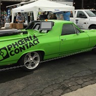 Stand Down, Everyone: That Stolen El Camino Has Been Recovered