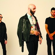 Casey Harris of X Ambassadors Doesn't Need to See in Order to Rock