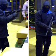 'Left-Handed Bandit' Wanted by FBI for Ferguson Bank Robbery