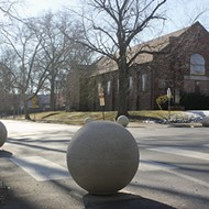 St. Louis' Huge Balls Keep Getting in the Way