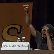 Rep. Bruce Franks' Fist Hits <i>Fox &amp; Friends</i> — Cliches Ensue