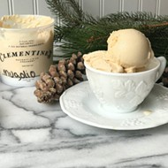 Clementine's Newest Flavor Gives Us a Reason to Eat Ice Cream in the Winter
