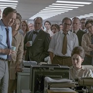 <i>The Post</i> Wades Into the Story of the Pentagon Papers, With Little Enthusiasm for Politics