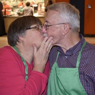 At St. Francis Assisi's Valentine's Day Fish Fry, God and Cod Were on the Menu