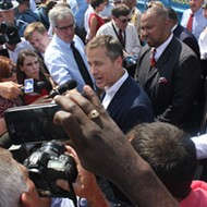Greitens Blasts 'Political Witch Hunt' Just Before Impeachment Report Drops
