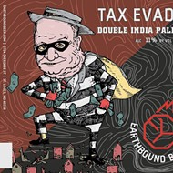 Earthbound Beer's 'Tax Evader' Satirizes St. Louis' Robber Barons