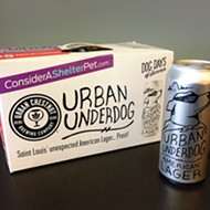 Urban Chestnut's New Beer Benefits Local Pet Adoptions